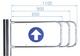 PERCo-AG-1100 | Створка для калитки