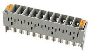 Магазин защиты от перенапряжений (6089 2 023-01) | Магазин защиты от перенапряжений для плинтов LSA-PLUS/PROFIL