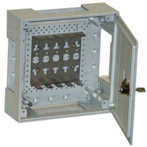 Kronection Box II (6406 1 015-20) | Коробка распределительная пластмассовая настенная 215х215х75 мм