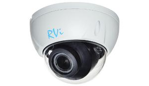 RVi-1NCD8349 (2.7-13.5) white | Видеокамера IP купольная