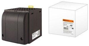Обогреватель с встроенным вентилятором ОШВ-400 230В 400Вт (SQ0832-0032) | Обогреватель в корпусе для установки на DIN-рейку