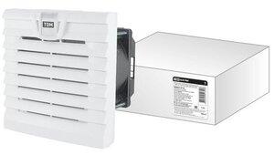 Вентилятор ВФУ 230В, 12Вт, IP54 (SQ0832-0110) | Вентилятор с фильтром универсальный