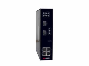 DS-3T0306P   Промышленный коммутатор неуправляемый