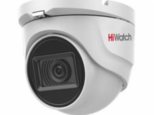 DS-T503 (С) (6 mm) | Бюджетная видеокамера мультиформатная купольная