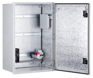 NSP-4060H3F1 (P406H3F1)   Шкаф монтажный