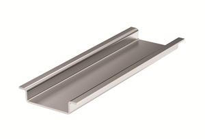DIN-рейка с насечкой OMEGA 3 35х7,5мм L=2м (02135) | DIN-рейка