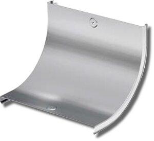 Крышка на угол CS 90 вертикальный внутренний 90° основание 50 (38200) | Крышка лотка