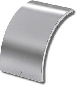 Крышка на угол CD 90 вертикальный внешний 90° основание 100 (38242)   Крышка лотка