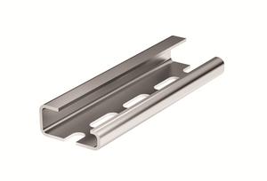 DIN-рейка перфорированная G1F 32х15мм L=2м (02125) | DIN-рейка