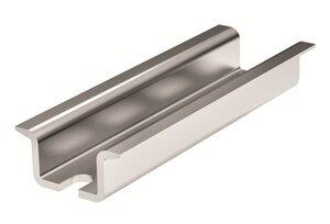 DIN-рейка перфорированная OMEGA 3AF 35х15мм, L=2м (02150) | DIN-рейка