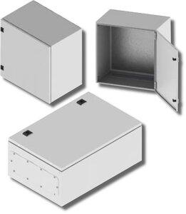 Навесной шкаф CE, 600x400x200 мм, IP65 (R5CE0642 (600х400х200), IP66   Шкаф электротехнический