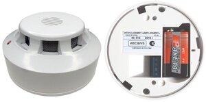 ИП 212-43АМК1 (ДИП-43АМК1) АНТИШОК | Извещатель пожарный дымовой оптико-электронный точечный автономный