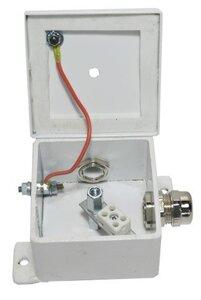 КМ-О (2к)-IP66 два ввода   Коробка монтажная огнестойкая