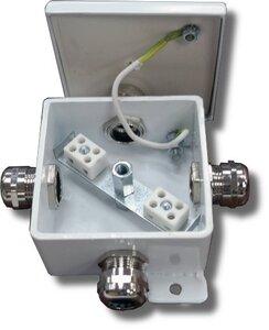 КМ-О (4к)-IP66 четыре ввода | Коробка монтажная огнестойкая
