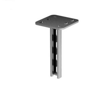 Вертикальный подвес одиночный 41х21, L500 (BSP2105) | Крепление