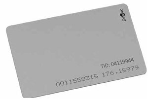 ST-LC300EM   Проксимити карта