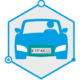 AutoTRASSIR 3 канал до 30 км/ч | Программа