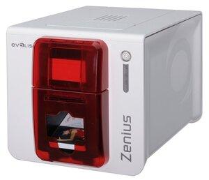 Evolis ZN1H0000RS Zenius Expert, USB & Ethernet | Принтер