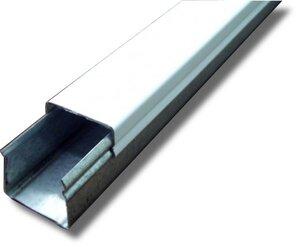 ККМО 25х20 | Кабельный канал металлический оцинкованный