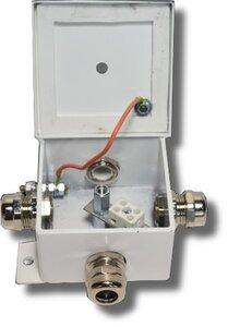 КМ-О (2к)-IP66 четыре ввода | Коробка монтажная огнестойкая