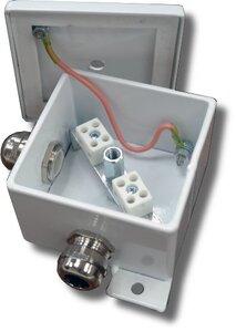 КМ-О (4к)-IP66 два ввода | Коробка монтажная огнестойкая