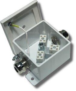 КМ-О (6к)-IP66 два ввода | Коробка монтажная огнестойкая