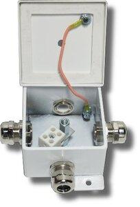 КМ-О (2к*6,0)-IP66 четыре ввода | Коробка монтажная огнестойкая