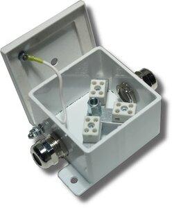КМ-О (6к*6,0)-IP66два ввода | Коробка монтажная огнестойкая