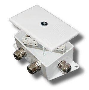 КМ-О (10к)-IP66-d пять вводов | Коробка монтажная огнестойкая