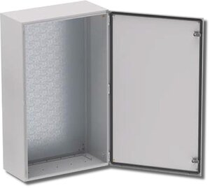 Навесной шкаф ST, 500x400x250 мм, IP66 (R5ST0549) | Шкаф электротехнический