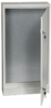 ЩМП-6.6.1-0 36 УХЛ3 IP31, 600x600x150 (YKM40-661-31) | Шкаф электротехнический