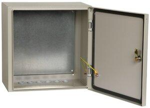 ЩМП-4.4.2-0 74 У2 IP54, 400x400x250 (YKM40-442-54) | Шкаф электротехнический