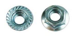 Гайка с насечкой М12 (CM101200)   Крепеж