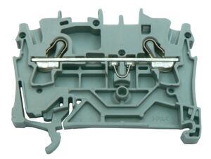 WAGO 2002-1201 клемма 2-х проводная | Клеммник