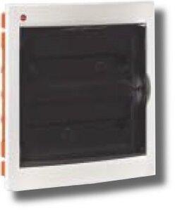 Щиток встраиваемый с дверцей 36 модулей IP41 белый (81536)   Щиток модульный