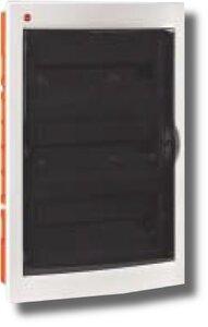 Щиток встраиваемый с дверцей 54 модулей IP41 белый (81554) | Щиток модульный