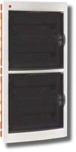 Щиток встраиваемый с дверцей 54 модулей IP41 белый (81572)   Щиток модульный