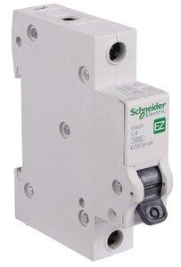 EZ9F34106 (1P 6А 4,5кА) | Автоматический выключатель