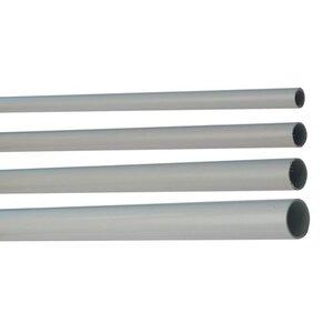 Труба ПВХ жёсткая атмосферостойкая тяжелая D=20 (63520UF) | Труба жесткая
