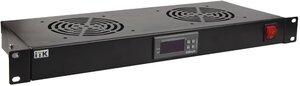 FM05-1U2TS, 1U, 2 вентилятора | Комплектующая к шкафу