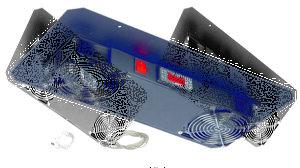 TLK-FAN2-TERM-GY | Вентилятор