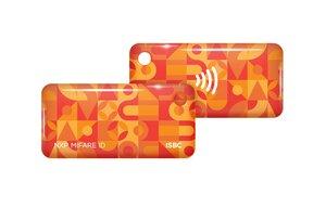ISBC Mifare ID Standard (оранжевый) | Брелок