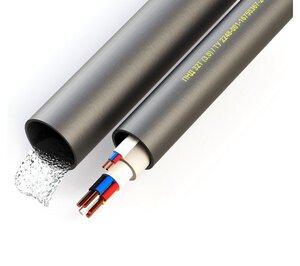 Труба гладкая ПНД 32т (3,0мм) (161062) | Труба жесткая