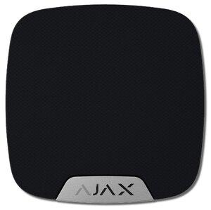 Ajax HomeSiren (black) | Оповещатель звуковой радиоканальный