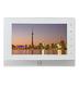 TI-2750WS (белый) | Монитор IP-видеодомофона цветной