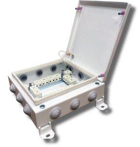 КМ-О (32к)-IP54-2020, 12 вводов   Коробка монтажная огнестойкая