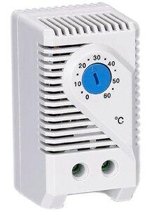 Термостат от 0 до +60 NO (YCE-TNO-00-60)   Термостат