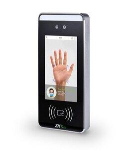 SpeedFace-V5L-RFID   Биометрический терминал распознавания лиц с функцией измерения температуры тела