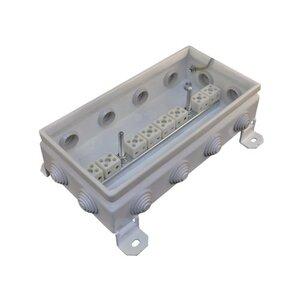 КМ-О (16к)-IP54-1224, 12 вводов | Коробка монтажная огнестойкая