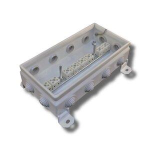 КМ-О (16к*10,0)-IP54-1224, 12 вводов | Коробка монтажная огнестойкая